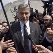 George Clooney : «Les réfugiés sont des gens comme vous et moi»