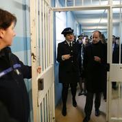 Prison: Urvoas fait sa révolution culturelle