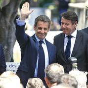 Sarkozy mise sur «un projet fort» en juin