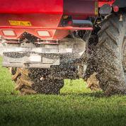 Y a-t-il une loi contre la projection de billes d'engrais azoté ?