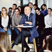 Juppé mise plus que jamais sur le rejet du match retour Hollande-Sarkozy