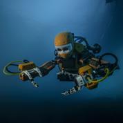Le robot plongeur qui révolutionne l'archéologie sous-marine