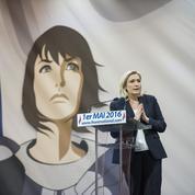 Marine LePen plaide pour une «France apaisée»