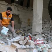 Pour la Croix-Rouge à Alep, «la ville vit une véritable tragédie»