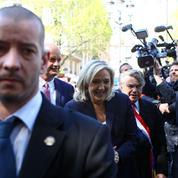 Marine Le Pen lance un appel «à tous les patriotes»