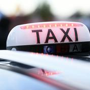 Nouvelle manifestation des taxis à Roissy