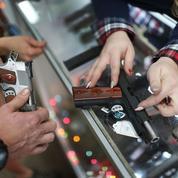 Aux États-Unis, de plus en plus de très jeunes enfants actionnent des armes à feu
