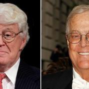 Primaires américaines: les richissimes frères Koch cherchent le candidat à soutenir