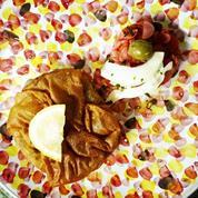 Le Comptoir de Tunisie, dînette orientale