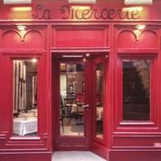 La Mercerie, navrante table de Saint-Germain-des-Prés