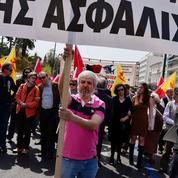 Grève générale de 48 heures en Grèce