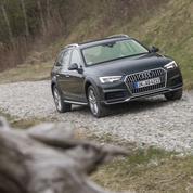 Audi A4 Allroad, pour prolonger sa route au-delà du bitume