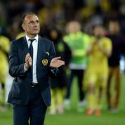 Quand le président de Nantes empêche l'entraîneur de s'exprimer devant le public