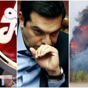 Yann Barthès, réformes en Grèce, incendies au Canada : le récap éco du jour