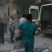 Hatem, le docteur «courage» d'Alep