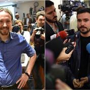 Podemos s'allie à l'extrême gauche pour les législatives