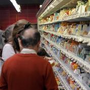Étiquetage nutritionnel : le gouvernement va tester quatre logos