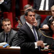 Manuel Valls: la menace de la censure