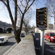 Infractions routières avec un véhicule de société