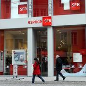 SFR continue de perdre des clients au premier trimestre