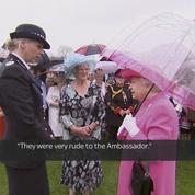 Quand la reine d'Angleterre juge «très impolis» les dirigeants chinois