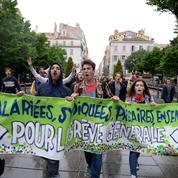 Loi travail : une nouvelle semaine de grèves et de manifestations