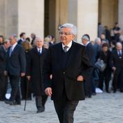 Montebourg, Valls, Mélenchon et Philippot: les quatre «fils» du père Chevènement