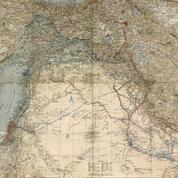 Sykes-Picot: une «ligne dans le sable» qui hante le Moyen-Orient