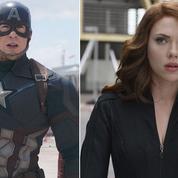 Le combat entre Captain America et la Veuve noire n'aura pas lieu