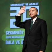 Erdogan en campagne pour son régime présidentiel