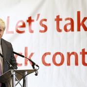 Boris Johnson compare l'UE à Hitler