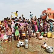 La sécheresse en Inde pèse sur l'ensemble de l'économie