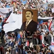 L'ex-président Saleh, homme clé de la guerre au Yémen