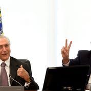 Au Brésil, Michel Temer amorce le virage libéral