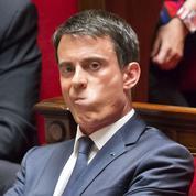 Manuel Valls ne demande pas de sanction contre les frondeurs