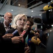Marine Le Pen à la conquête de l'électorat médical