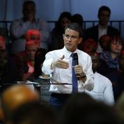 Manuel Valls tente de revenir dans le jeu pour compter en 2017