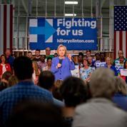 Clinton peine à écarter Bernie Sanders après de nouvelles primaires