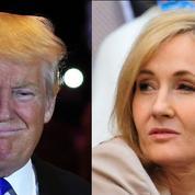J.K. Rowling défend la liberté d'expression de Donald Trump