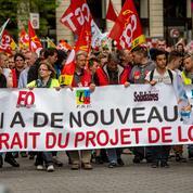 Loi travail : la mobilisation va se poursuivre les 26 mai et 14 juin