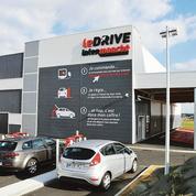 Le drive conquiert de plus en plus de clients