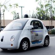 Google veut protéger les piétons grâce à des capots de voiture adhésifs