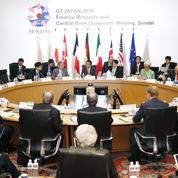 Le G7 loin d'être unanime sur la relance