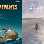 Survivants ,La Légèreté ,Les Légendaires ... Le box-office BD