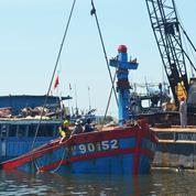 Les pêcheurs vietnamiens sous forte pression chinoise en mer de Chine