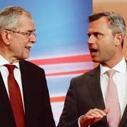 Autriche : un duel au finish entre un professeur écolo et un ingénieur populiste