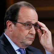 François Hollande, l'inverse du docteur Knock