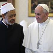 Le pape François accélère le rapprochement avec l'islam