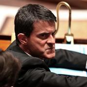 Manuel Valls s'enfonce dans l'impopularité
