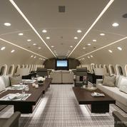 Zodiac, artisan du luxe à bord des Boeing VIP